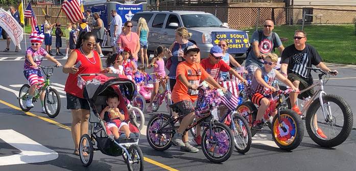I Am an American Day Parade 2018